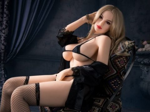 Female Sex Robot Doll KATIE