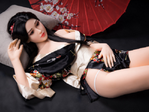 168 cm real size female sex doll robot Lucy